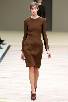 Céline Fall 2011 Ready-to-Wear Fashion Show - Colinne Michaelis (SILENT)