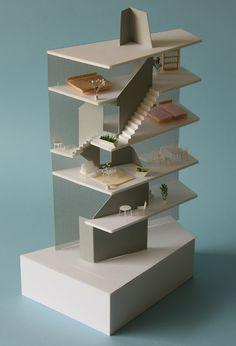 An simple house model.