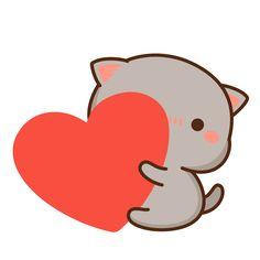 蜜桃猫 Cute Pics For Dp, Cute Images For Dp, Cute Pictures, Bff Drawings, Cute Kawaii Drawings, Animal Drawings, Chibi Cat, Cute Chibi, Cute Cat Illustration