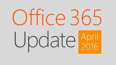 Get to know the recent updates and enhancements in Office 365 which will make using it a pleasure. Watch this video to explore more.