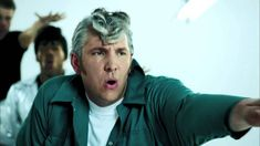 Mike Brewer and Edd China recreate the iconic Greased Lightning scene for the series 9 promo for Discovery Channel's Wheeler Dealers Wheeler Dealers, Discovery Channel, Edd, Car Show, Lightning, Youtube, Fictional Characters, Lightning Storms, Fantasy Characters