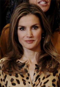 "Princess  Letizia of Spain  ""Beauty complements Grace."" - Deodatta V. Shenai-Khatkhate"