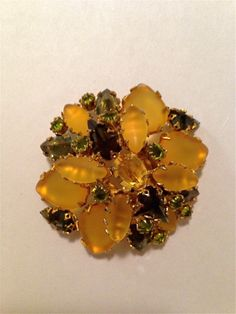 Schreiner Brooch from my personal collection