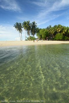 Hagonoy Island, Philippines - For further information, a map, & photos: http://www.amazingplacesonearth.com/