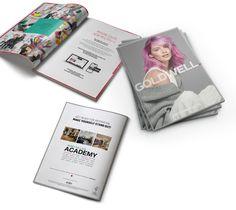 ▷ Goldwell Education Portfolio 2020 | MOREMEDIA® Portfolio, Austria, You Got This, Education, Cover, Books, How To Make, Inspiration, Catalog