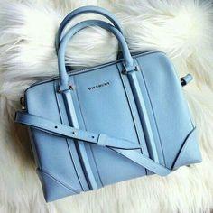 Light blue Givenchi..