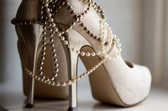 stiletto and pearls
