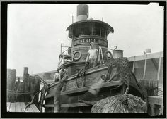 1000+ images about Tugboats, & Work Boats on Pinterest | Tug Boats ...