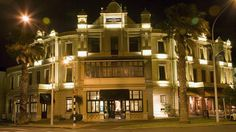 Esplanade Hotel Devonport - A lovely hotel and a great place to begin a trip to NZ ~J.