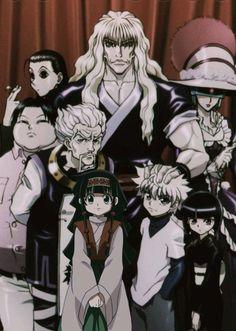 Hisoka, Killua, Zeno Zoldyck, Leorio Hxh, Hunter X Hunter, Hunter Anime, Silva Zoldyck, Tokyo Ghoul Pictures, Manga Anime