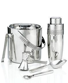 Lauren Ralph Lauren Barware, Watchband Collection - Barware - Dining & Entertaining - Macy's  #PinToWinGifts @gifts.com