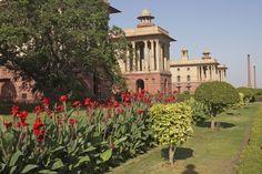 Government Buildings, New Delhi, India.