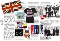"""Beautiful & British"" by rylenlemons on Polyvore"
