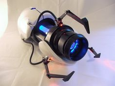 Could be a cool vacuum or remote of some sort. Replica Portal gun
