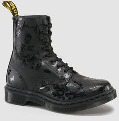 d2c4907a929 Shop Women s Boots   Shoes on the official Doc Martens website. Martens  styles like the Women s 1460 Nappa