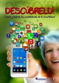 La Confederación Estatal de Mayores Activos (CONFEMAC) y la Fundación Vodafone España se han unido en un convenio de colaboración para el desarrollo del proyecto Conoce y disfruta las posibilidades de tu Smartphone. Con este acuerdo se pretende facilitar a las personas mayores el acceso a los beneficios que proporcionan las Tecnologías de la Información …