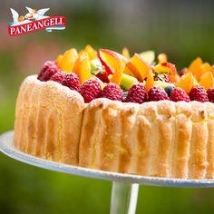 #Charlotte alla frutta. Scopri la #ricetta su http://www.paneangeli.it/ricetta/-/ricetta/charlotte-alla-frutta