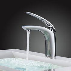 Homelody® Verchromt Wasserhahn Waschbecken Armatur Bad Wa... Https://www