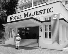 The Majestic Hotel.  Kuala Lumpur, Malaysia