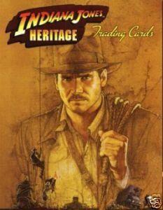 Topps Indiana Jones Heritage 90 Card Base set @ niftywarehouse.com #NiftyWarehouse #IndianaJones #GeorgeLucas #HarrisonFord #Movies