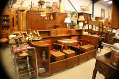 #mobiliermarocain #salonmarocain  Chez Breizh Debarras, brocante dans les Cotes d'Armor Moroccan Furniture, Salon Marocain, Brittany