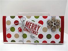 Saturday, December 12, 2015  ARTfelt Impressions: CCMC Saturday Blog Hop: Christmas Gift Card Holder