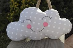 Pillow slept cloud. by Graymoonshop on Etsy, €18.00