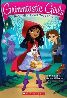 Red Riding Hood Gets Lost (Grimmtastic Girls)