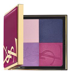Yves Saint Laurent 'Rock Candy' 4-Color Eyeshadow Palette via Polyvore