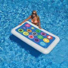 Swimline Smart Phone Inflatable Float