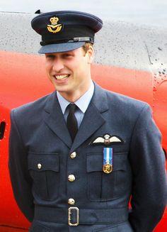 Prince William Photos: Prince William's RAF Graduation Ceremony
