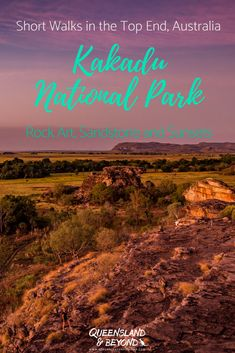 Kakadu National Park, Australia, has some fantastic walking trails, from short 30 min walks to day hikes. Here are some #hiking options to help you make the most of your time in Kakadu!
