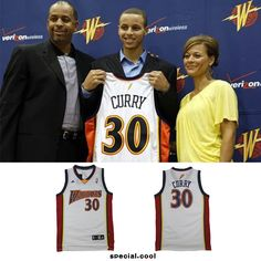 CHEAP #30 Stephen Curry Rookie Golden State Warriors Retro White Jerseys