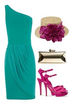 Boda de día - TELVA Dream Dress, I Dress, Dress Outfits, Party Dress, Fashion Outfits, Sheath Dress, Greece Dress, Mother Of Bride Outfits, Look Formal