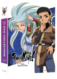 """My review of the classic anime series """"Tenchi Muyo!"""""""