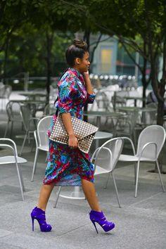gorgeous multi colour dress