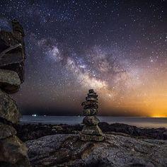 Coast of Rye, NH