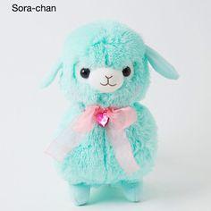 ✨ Tokyo Otaku Mode: Big Girly Kids Alpacasso: Sora-chan! ✨