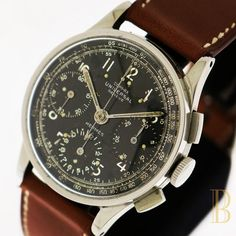"""In this week's Bring A Loupe, we've got a wide range of incredibly rare vintage pieces – some of which are offered by dealers that are, more or less, """"off the grid,"""" but that I've encountered in my travels – and rare and special contemporary pieces from modern favorites Journe and Lange. Further, if you've been hunting a rare vintage chronograph, boy do we have some options for you today – think an Hermes-signed Universal, a mythical Heuer """"Dark Lord,"""" and ..."""
