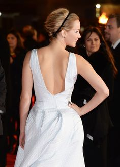 Pin for Later: Jennifer Lawrence Sets the Red Carpet on Fire at the Mockingjay World Premiere