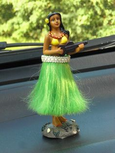 dashboard hula girls - Google Search