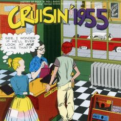 An instantly recognizable bargain bin staple since the late '70s, thanks to their colorful comic book covers tracing the romantic life of an Everycouple named Peg and Eddie, the Cruisin' series of dis