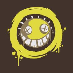 Awesome 'junkrat' design on TeePublic!