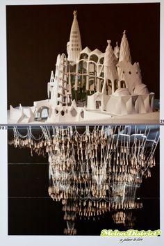 The method of Gaudi #gaudilab #gaudícrypt #criptadegaudí #metodoGaudí