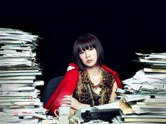デビュー15周年椎名林檎が新曲はドラマ主題歌   Fashionsnap.com   Fashionsnap.com
