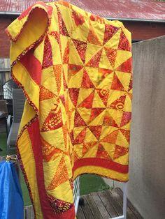 Goldie's quilt