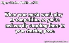 arghhhhh! that happened at my last competition! :o