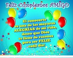 4db7bc601b Mensajes de Feliz CUMPLEAÑOS » Frases de Cumpleaños para una AMIGA o AMIGO