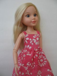 """Clothes for Best Freinds Club,BFC Ink Handmade Outfit~18"""" Doll Dress from eBay seller pachom10"""