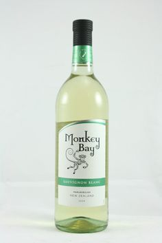 Monkey Bay Sauvignon Blanc - had a sip of this the other night and it was wonderful.